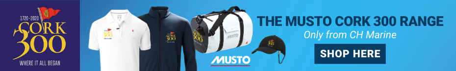 Musto Cork 300 Clothing Collection