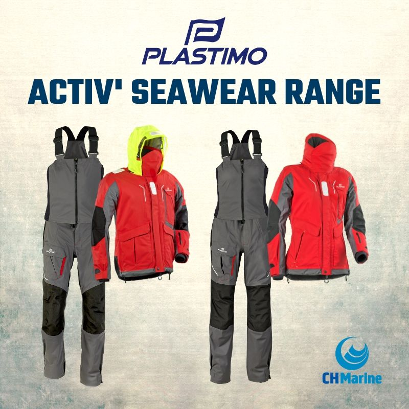 Plastimo Sailing Jacket Salopettes