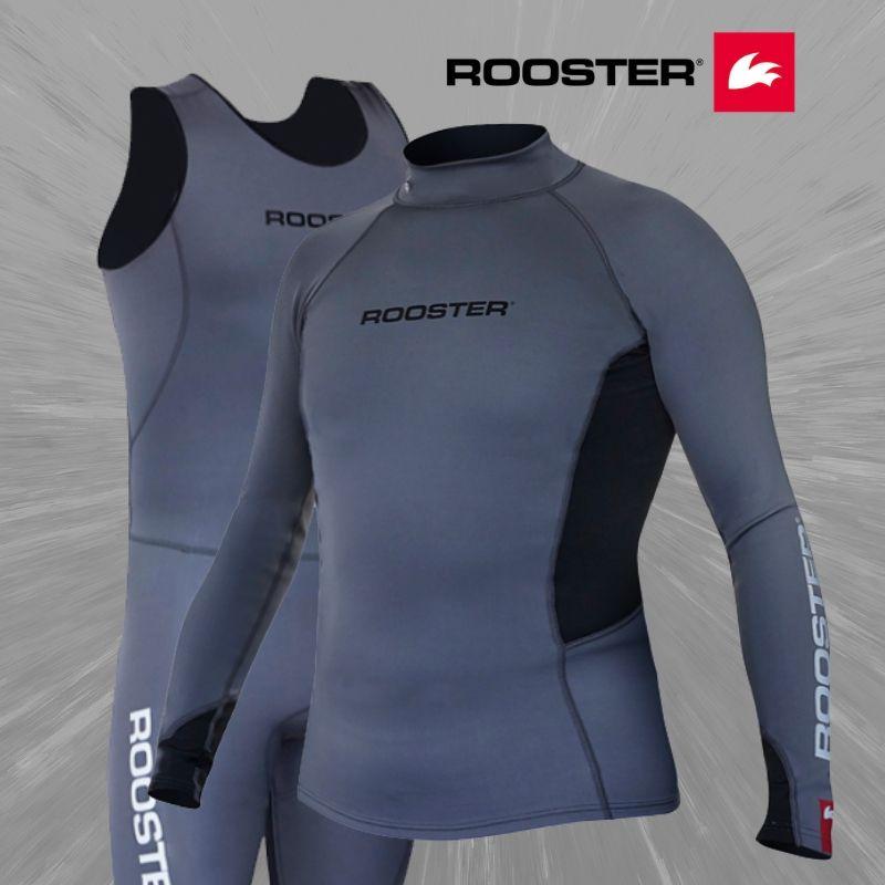 Rooster sailing Exofleece range