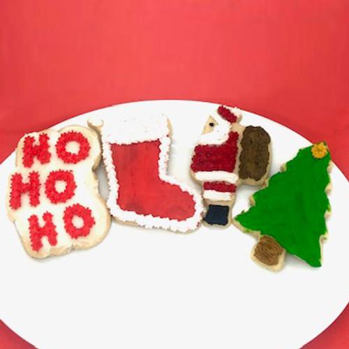 Christmas Seasonal Mixed Cookies