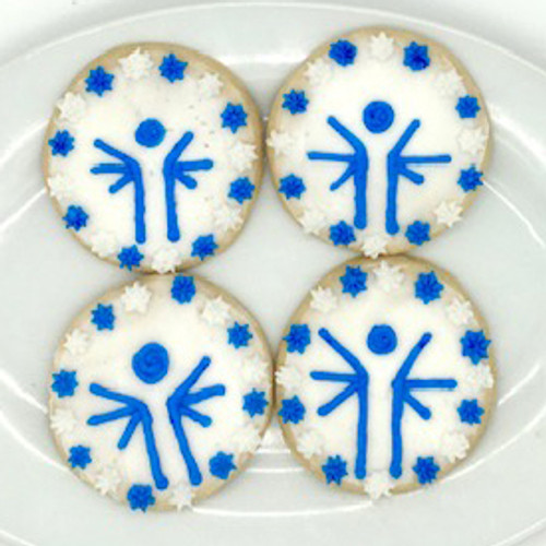 Special Olympics  Cookies