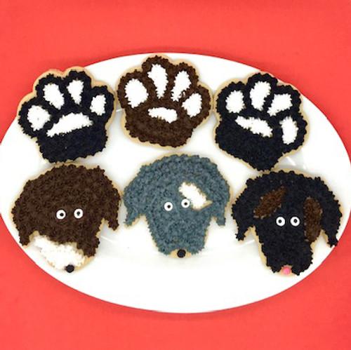 Dog Cookies Mix