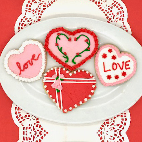 Valentine Cookies Mix