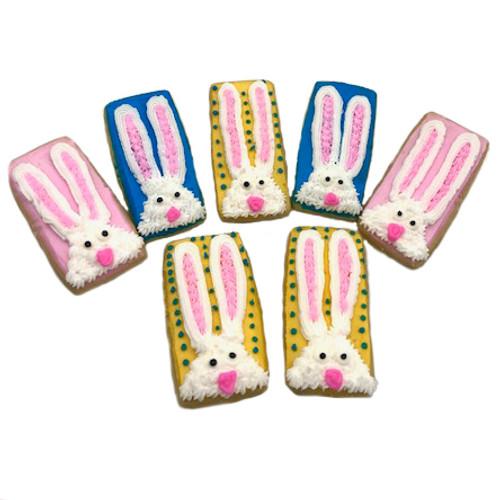 Bunny Ears  Cookies