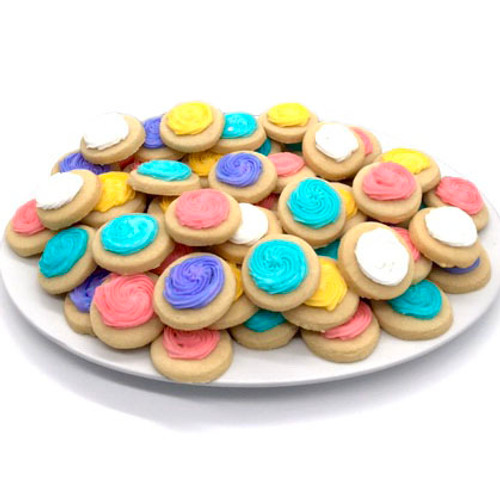 Easter Bite-sized Cookies