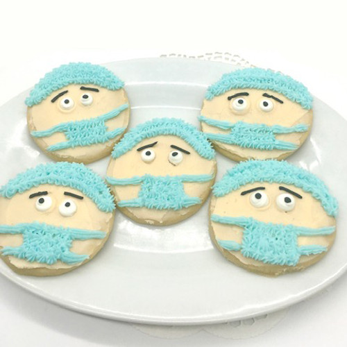 Doctor Cookies
