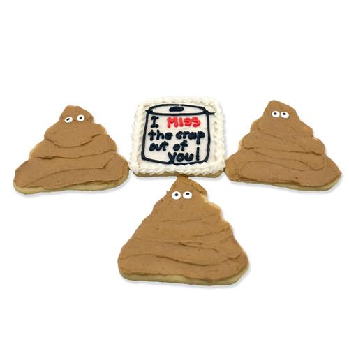 Poo Cookies