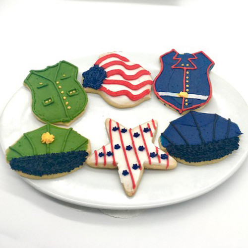 Military Mix Cookies