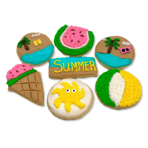 Summer Mix Cookies