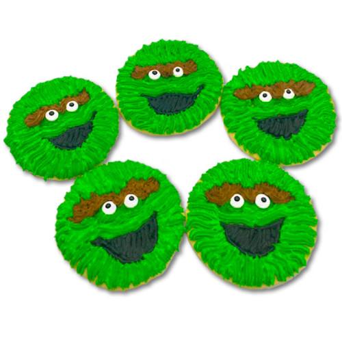 Puppet Cookies