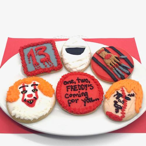 Horror Movie Cookies