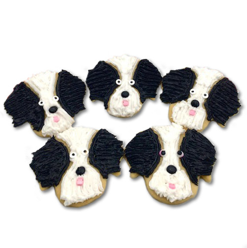 Border Collie Cookies