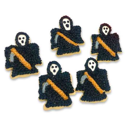 Grim Reaper Cookies