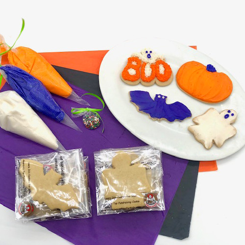 Gluten Free Halloween Cookie Kit