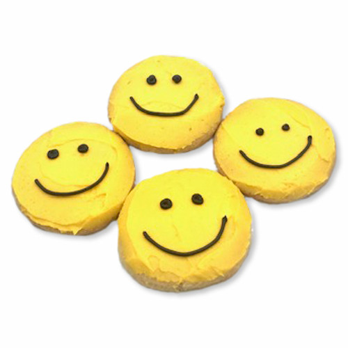 Vegan Smiley Cookies