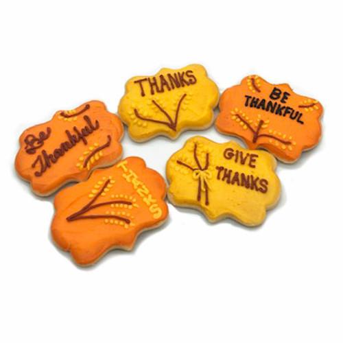 Gratitude Cookies
