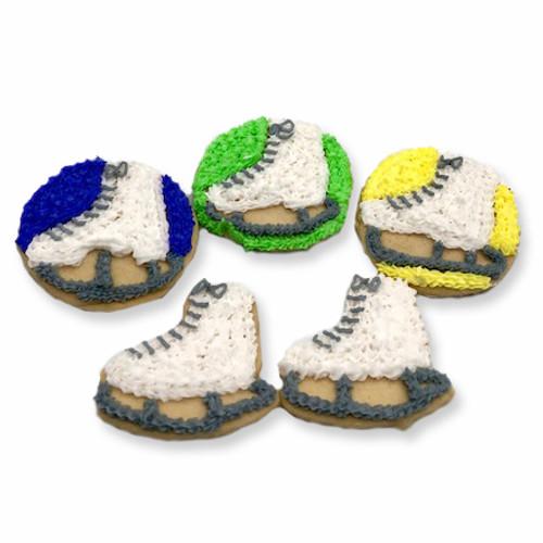 Skate Cookies