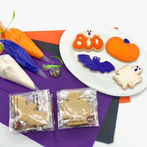 Vegan Halloween Cookie Kit