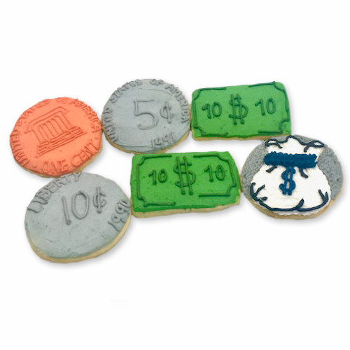 Money Cookies