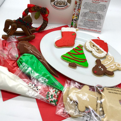 Vegan Christmas Cookie Kit