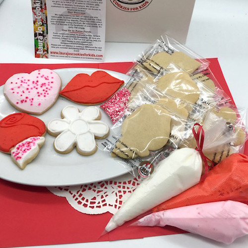Valentine's Cookie Kit