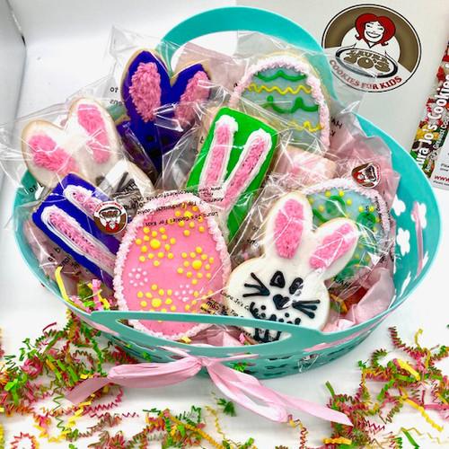 Easter Cookie Bucket