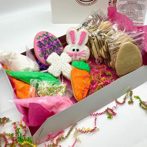 Vegan Easter cookie kits