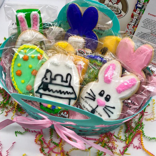 Laura Jo's Easter Basket  LOCAL DELIVERY ONLY: SEYMOUR, BROWNSTOWN and COLUMBUS, INDIANA)