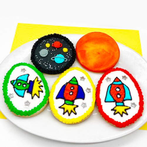Space & Planet Cookies