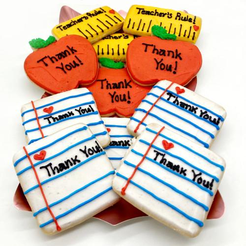 Teacher Appreciation Platters