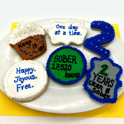Sobriety Cookies