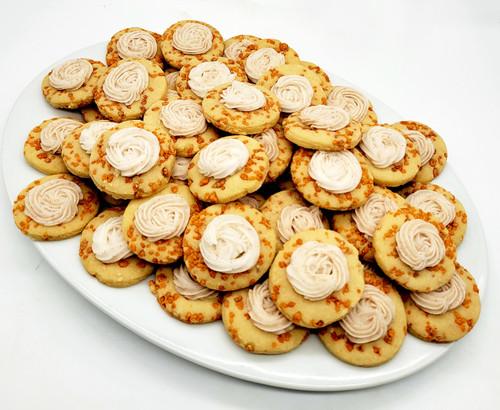Pumpkin Spice Bite-sized Cookies