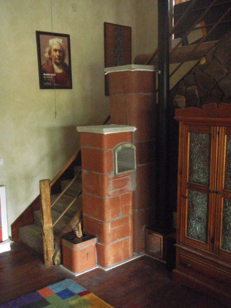 Dragon Heater Castle Build - Rocket Masonry Heater