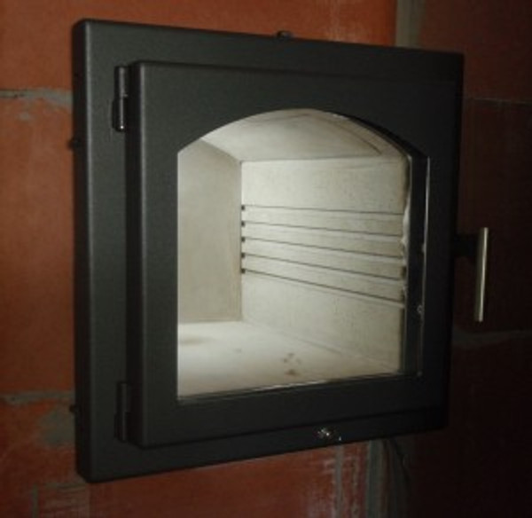 Masonry Oven with door