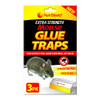 Pestshield Extra Strength Mouse Glue Trap 3 Pack (PS0070)