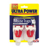 The Big Cheese Ultra Power Mouse Traps Ready Baited Twin Pack (STV148)