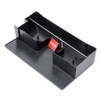 Mastertrap Metal Rat Bait Station Box with Removable Liner