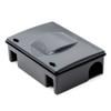 Mastertrap Rat Bait Station Box with Heavy Duty Snap Trap