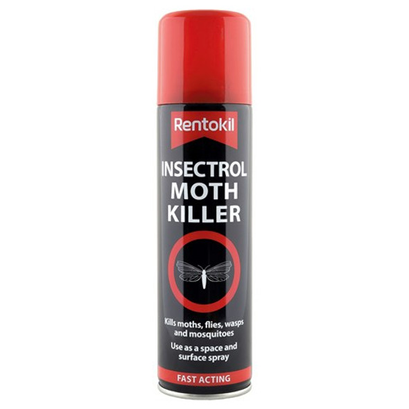 Insectrol Moth Killer 250ml