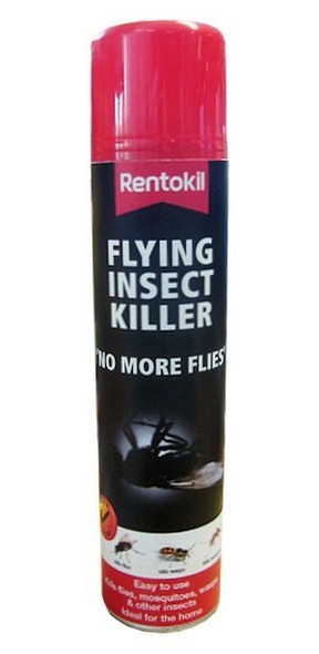 Rentokil Flying Insect Killer for Flies, Wasps and Mosquitoes 300ml
