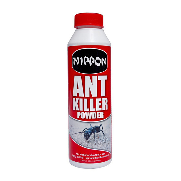 Nippon Ant Killer Powder for Ants and Crawling Insects 300g