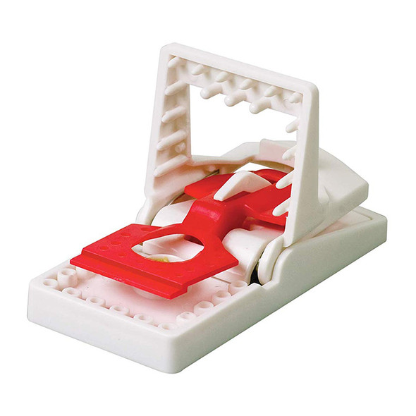 The Big Cheese Ultra Power Mouse Traps Ready Baited Twin Pack
