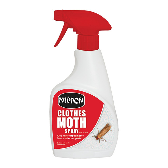 Nippon Clothes Moth Spray 300ml