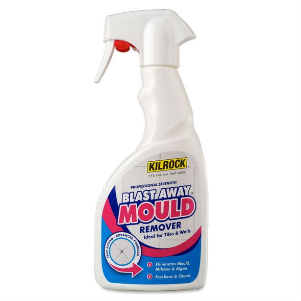 Kilrock Blast Away Mould Remover Spray 500ml