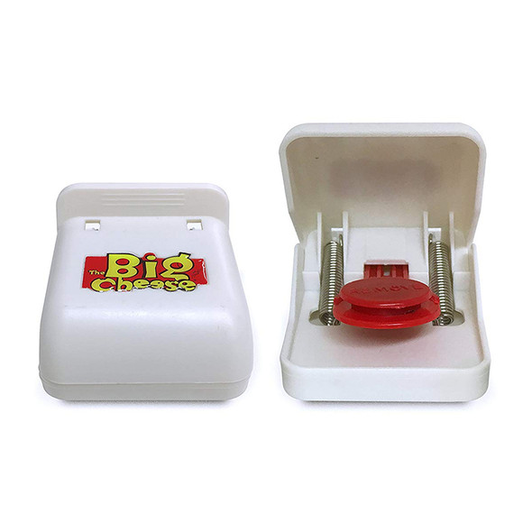 The Big Cheese Quick Click Mouse Traps Triple Pack ( View)