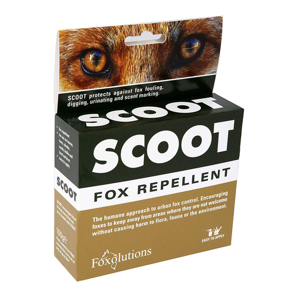 Foxolutions Scoot Fox Repellent 100g