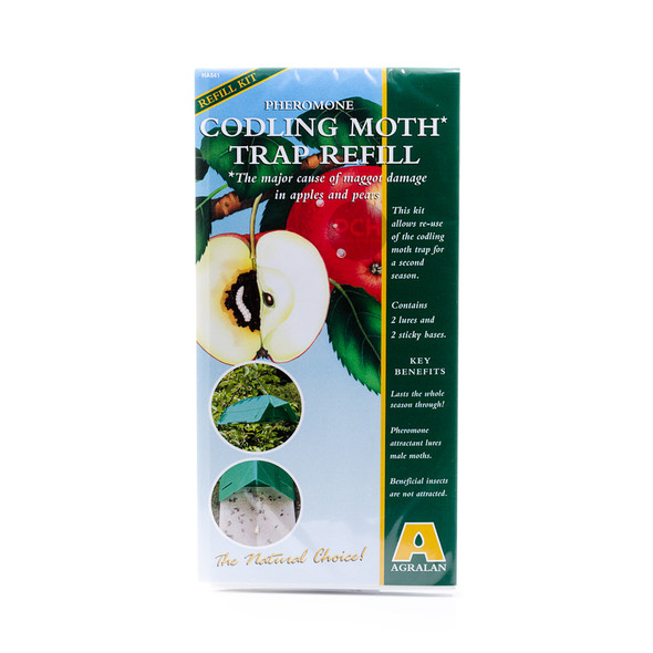 Agralan Pheromone Codling Moth Trap Refill for Apples & Pears (HA541)