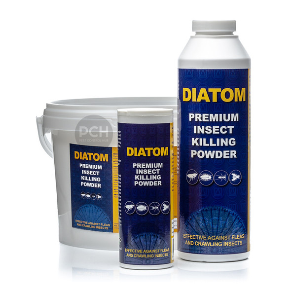 Diatom Diatomaceous Earth Insect Killing Dusting Powder for Bed Bugs