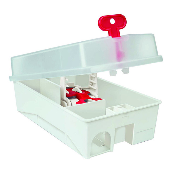 The Big Cheese Ultra Power Mouse Trap Kit for Mice Open