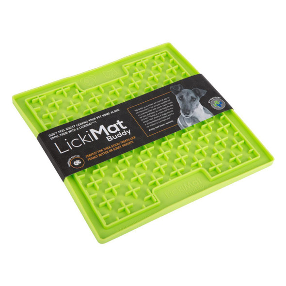 LickiMat Buddy Dog Treat Creating Mat Small 20cm